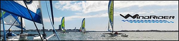 WindRider WR17 Flotte